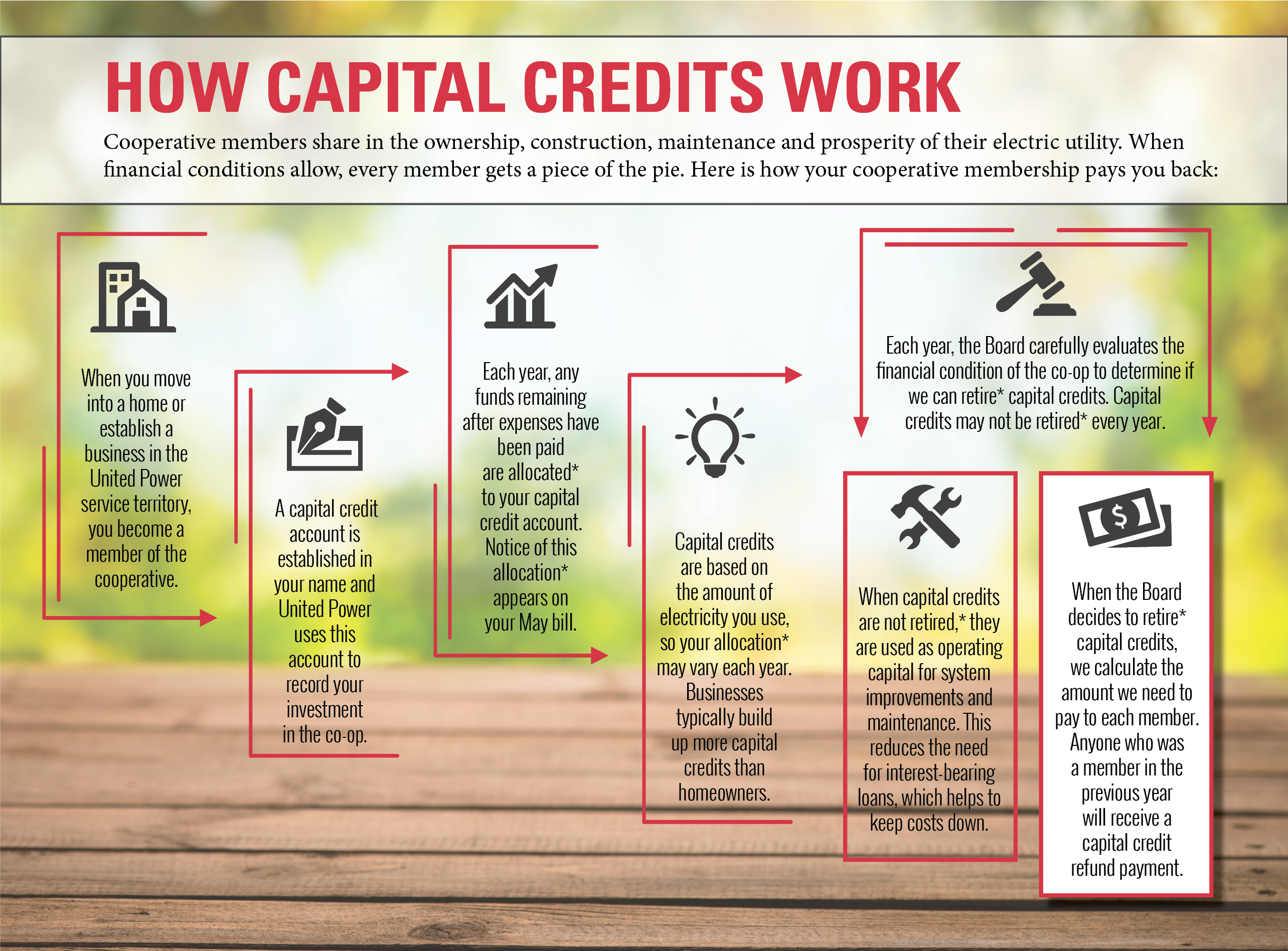 Capital Credits | unitedpower